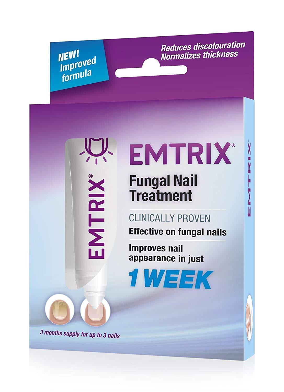 Emtrix – Fungal Nail Treatment