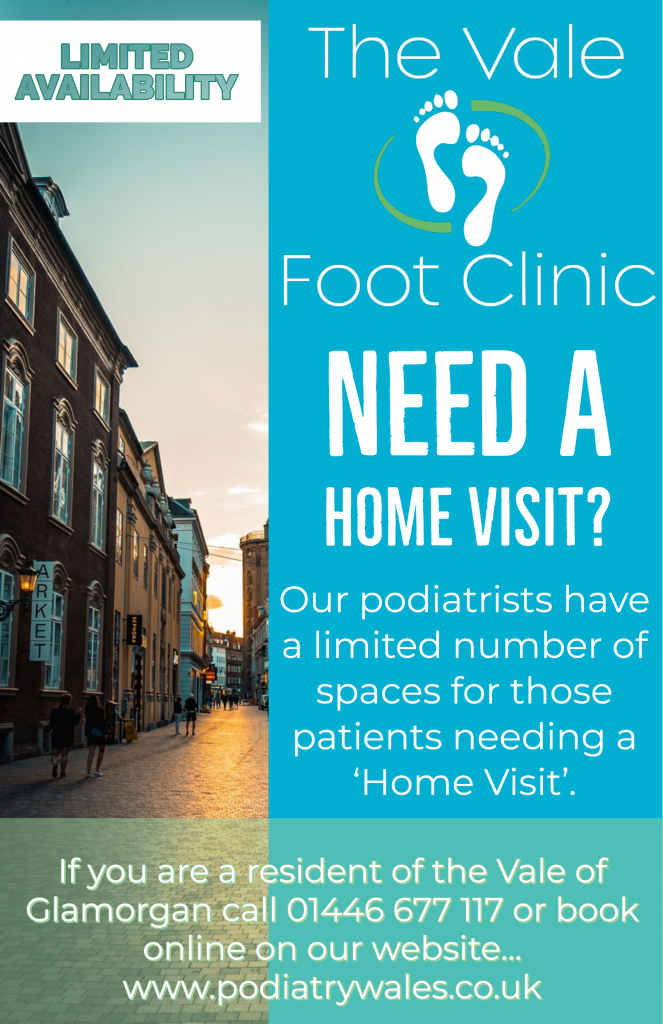 Vale Foot Clinic - Home Visit