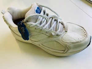 Dr Comfort Spirit Plus (White/Blue)