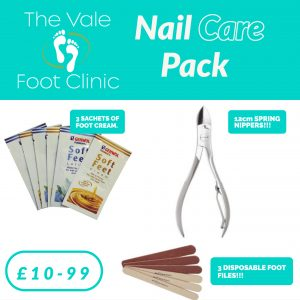 Home Nail Care Pack