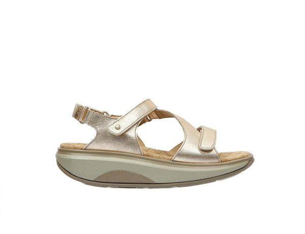 Joya Sandals - ID Jewel Champagne
