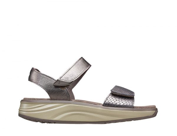 Joya Sandals - Flores Bronze