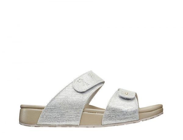 Joya Sandals - Vienna Beige Metallic